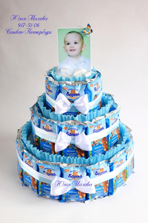 Торт из сока в детский сад своими руками 59