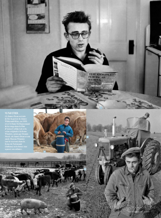 dennis stock james dean essay A Look at the Men Whose Images Birthed a Legend