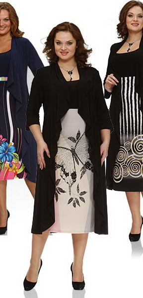 Мода для женщин платье