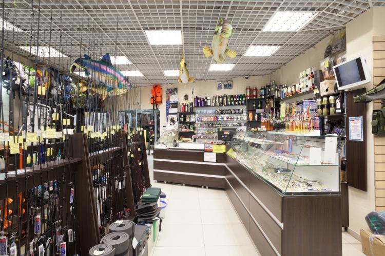 Магазины рыболовных товаров в дзержинске