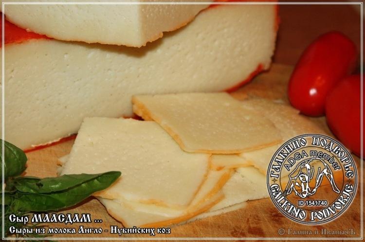Как приготовить сыр из сухого молока