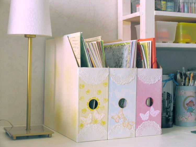 Идеи для хранения документов дома своими руками 68