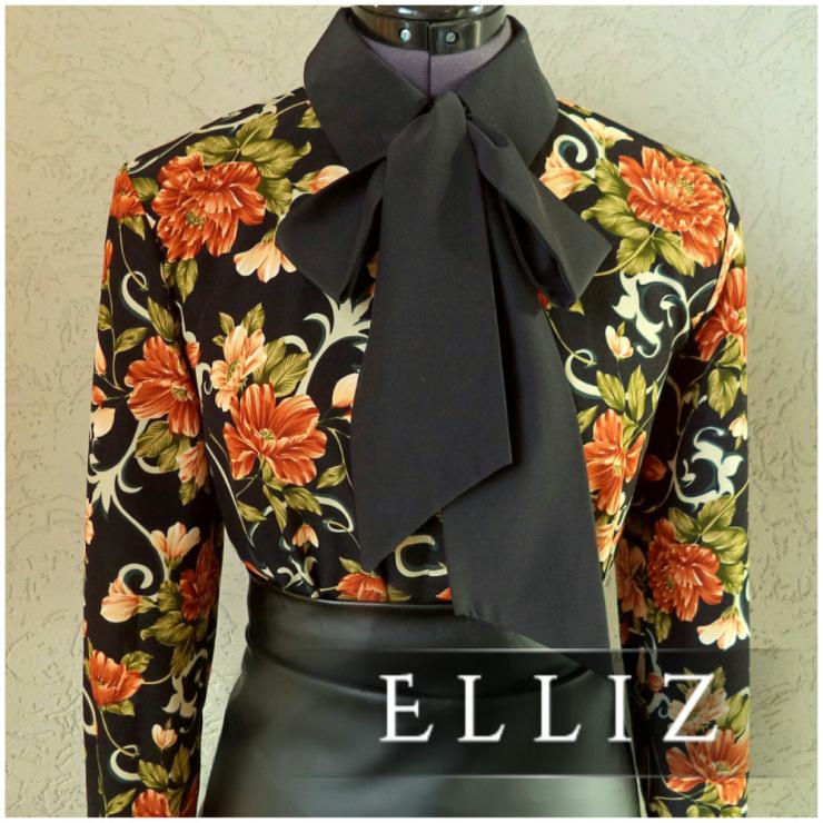 Купить Блузку С Бантом С Доставкой