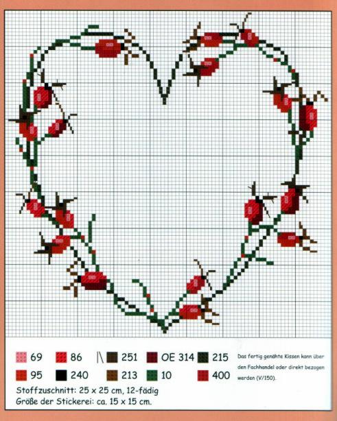 Вязание салфеток бабочки схема 175