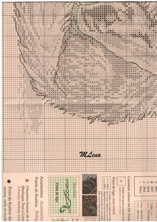 Вышивка кот каллиграф схема