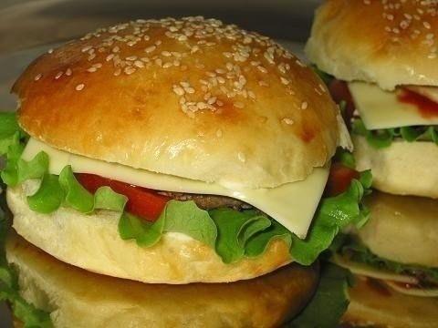 Чизбургер рецепт в домашних условиях с фото