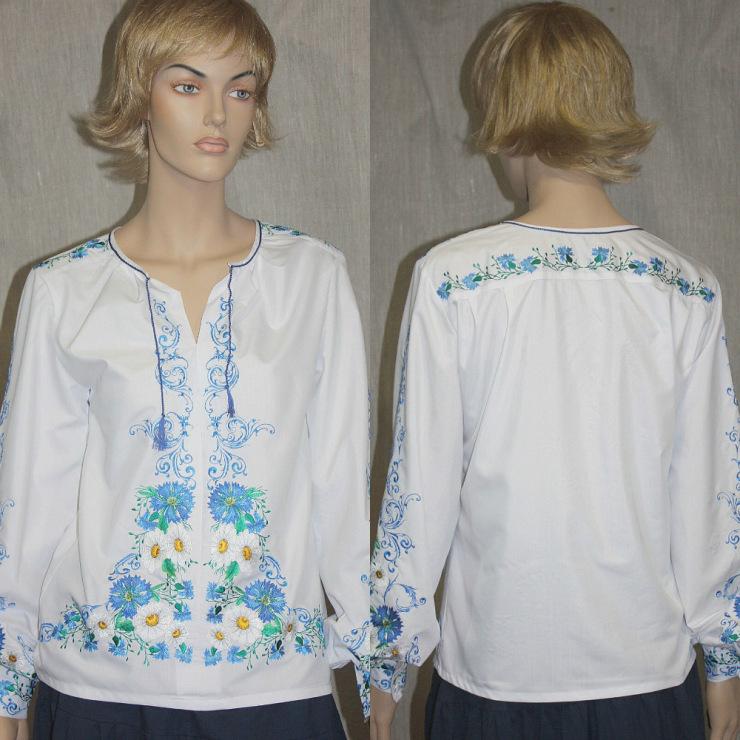 Блузки Вышитые Бисером С Доставкой