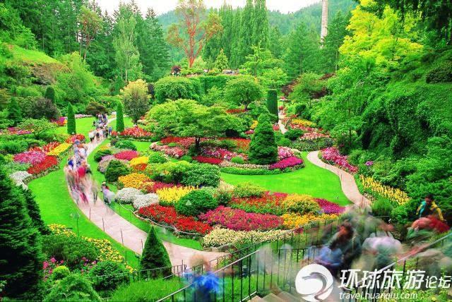 Самый красивые парки мира