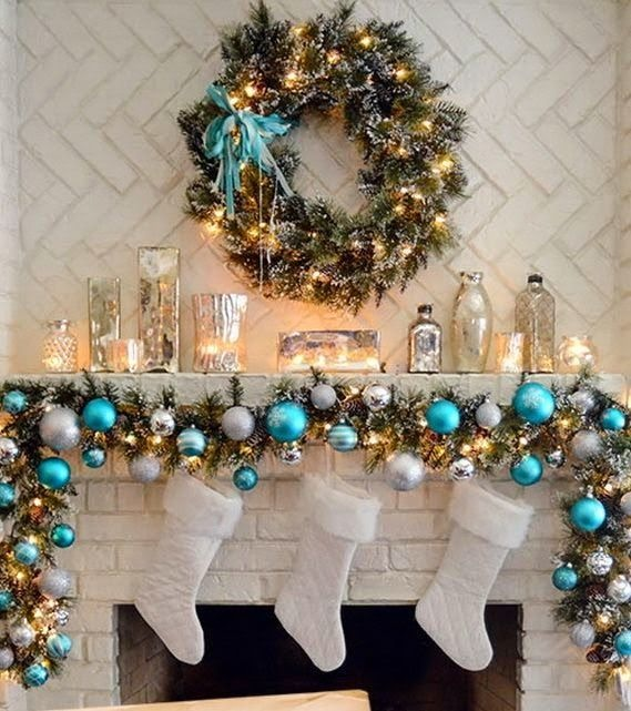 Фото новогодних украшений на елку