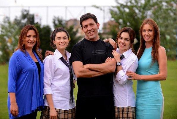 смотреть в ожидании солнца турецкий сериал онлайн