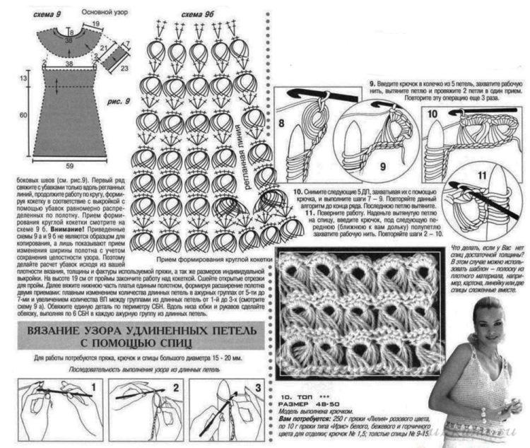 Ручками.ру вязание спицами