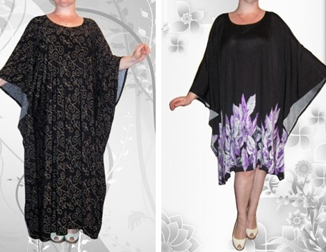 Одежда Для Полных Женщин Своими Руками