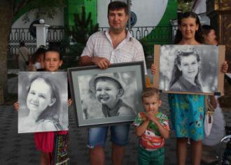 Художник Игорь Харламов - Краснодар