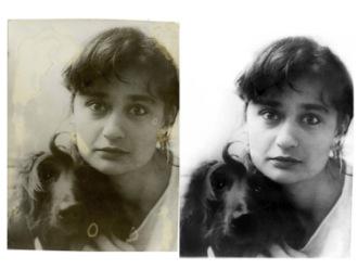 Ретушер Жанна Павлова - Москва