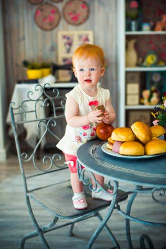 Детский фотограф Евгения Индрикова - Новосибирск
