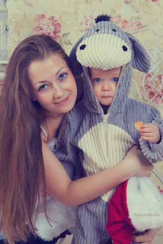 Детский фотограф Сергей Федотов - Москва