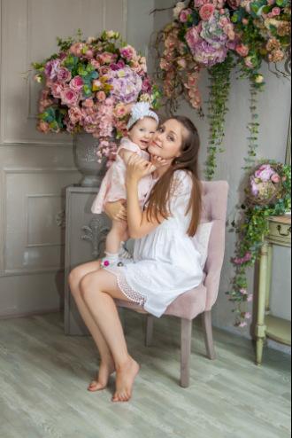 Детский фотограф Валерия Фернандес - Краснодар